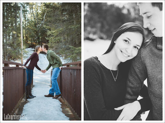 Jessica + Cody  //  Lester Park Engagement Session  //  by Mary