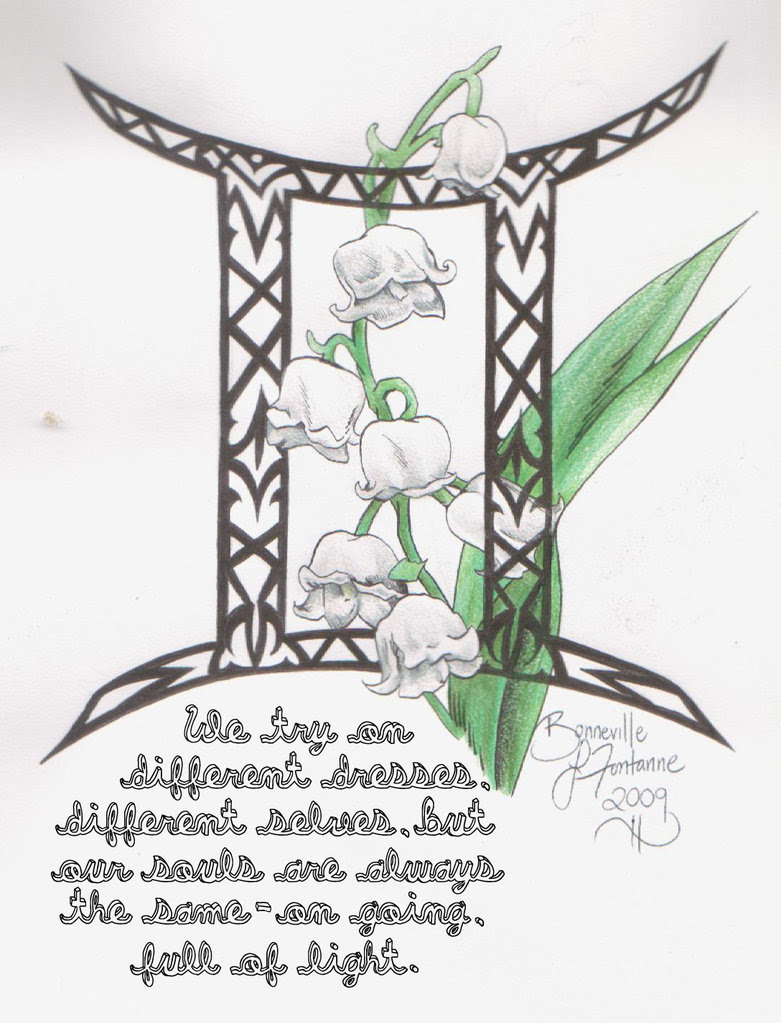 Lily Of Valley Drawing At Getdrawingscom Free For Personal Use