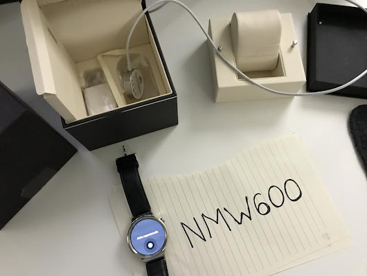 Huawei Watch (Smart Watch) For Sale - $155 on Swappa (NMW600)
