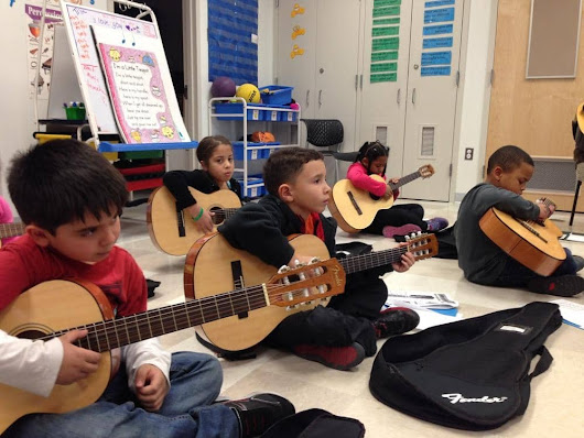 How Music Training Can Increase Kids' Social and Emotional Skills Rock and Roll Daycare - Enrolling Infant, Toddler, & Preschool