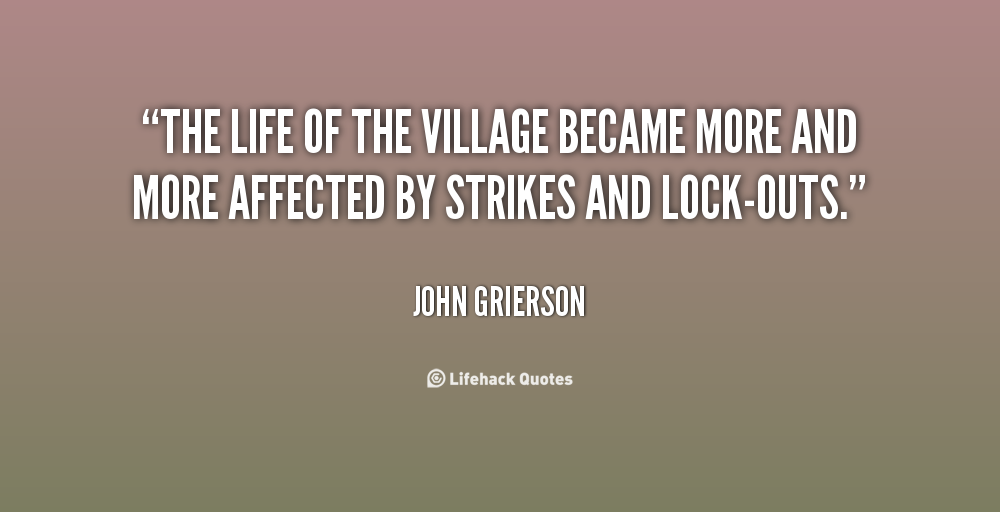 Quotes About Village Life 48 Quotes