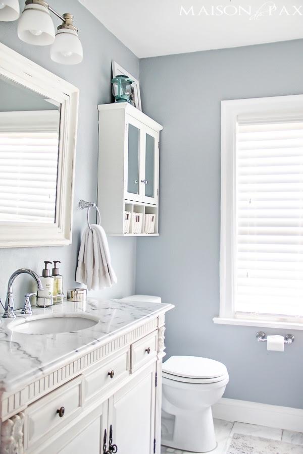 10 Tips for Designing a Small Bathroom - Maison de Pax