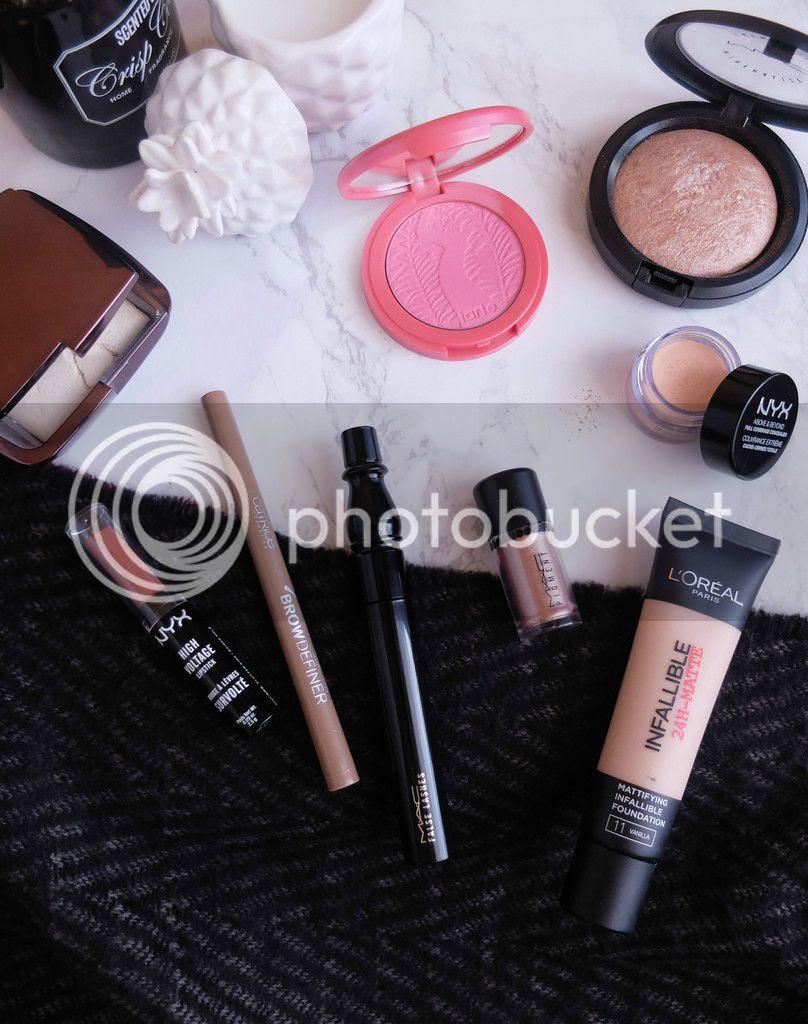 Modest Mix new year makeup