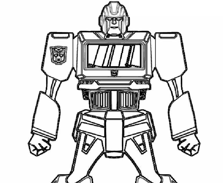 mewarnai robot power ranger