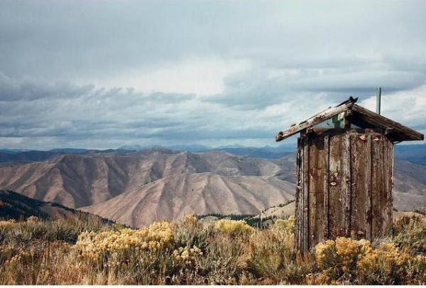 "perierga.gr - Οι πιο ""μοναχικές"" τουαλέτες στον κόσμο!"