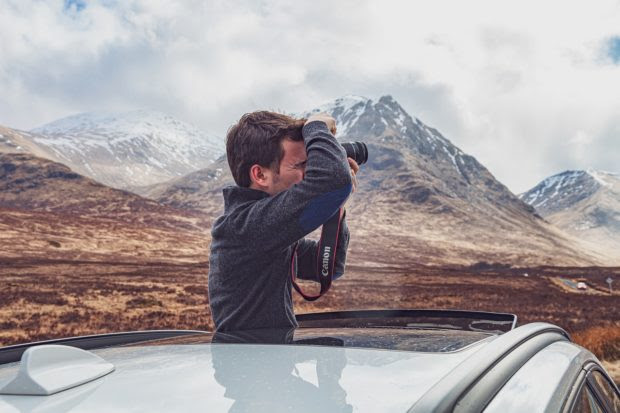 How to Make Money Taking Photos