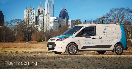 Google Fiber is coming to Atlanta – Sign up for updates