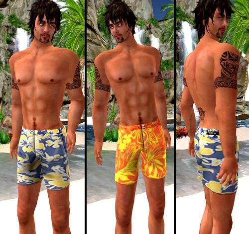 Shiki Designs SUmmer Shorts
