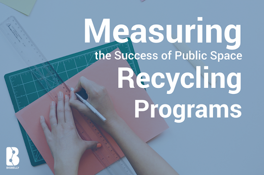 Measuring the Success of Public Space Recycling Programs
