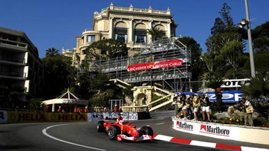 A Taste of Thrill, Sweat and Glamour at Monaco Grand Prix