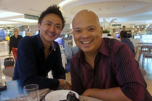 Allan & Nigel