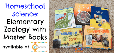 Homeschool Science: Elementary Zoology with Master Books - Busy Boys Brigade