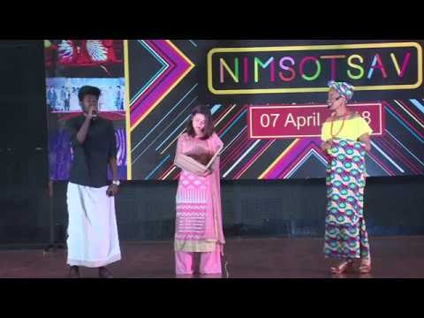 Nimsotsav : Cultural Program Opening | Nims Univeristy Rajasthan