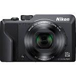 Nikon - Coolpix A1000 16.0-Megapixel Digital Camera - Black