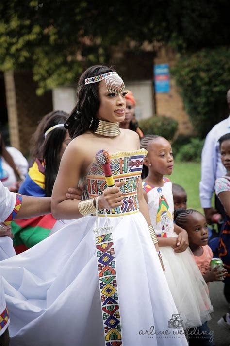 Amazing Ndebele Wedding Dresses   AxiMedia.com