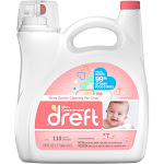 Dreft Ultra Concentrated Liquid Laundry Detergent 150 fl. oz.
