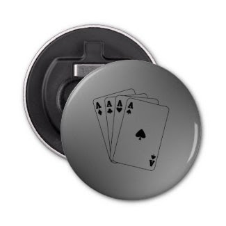 Aces Poker Hand