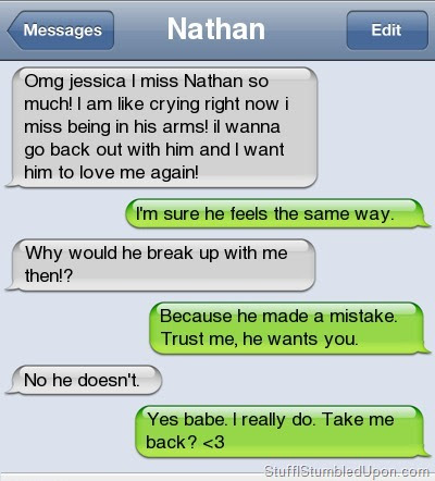 What to say when you want your ex back  What To Text Your Ex
