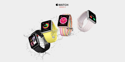 Best Buy takes up to $250 off Apple Watch Series 3 Cellular, deals from $299 today only