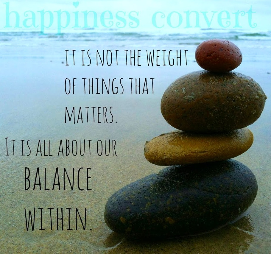 Quotes About Finding Balance 86 Quotes
