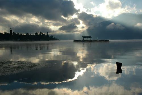 Lake Batur: the Still Lake
