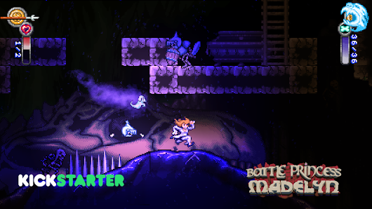 Nostalgia and Beauty Equals Battle Princess Madelyn - Otaku Gamers UK