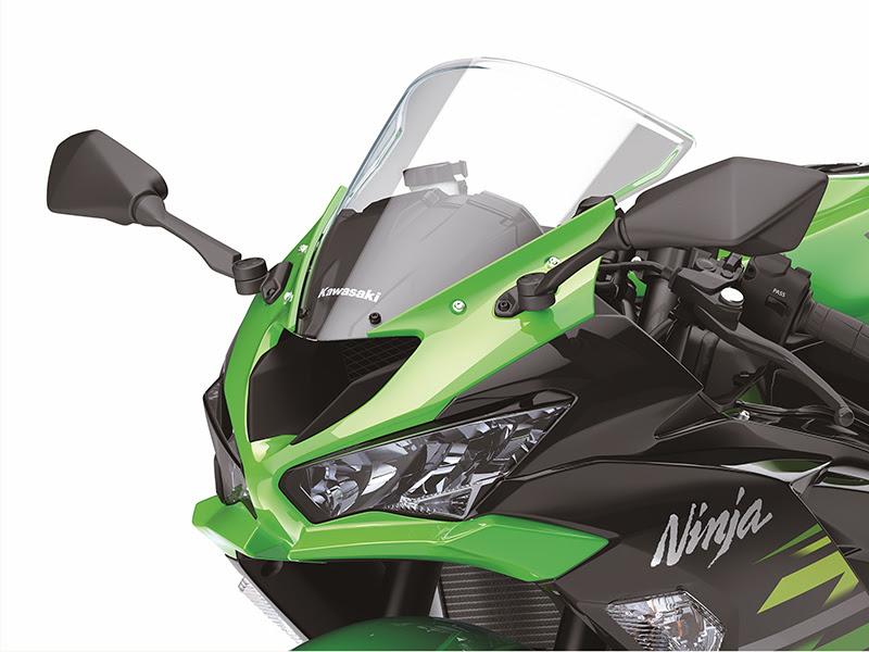 2019 Kawasaki Ninja Zx 6r First Look Review