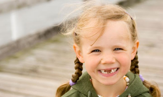 The best thing you can do when it comes to looking after your children's teeth
