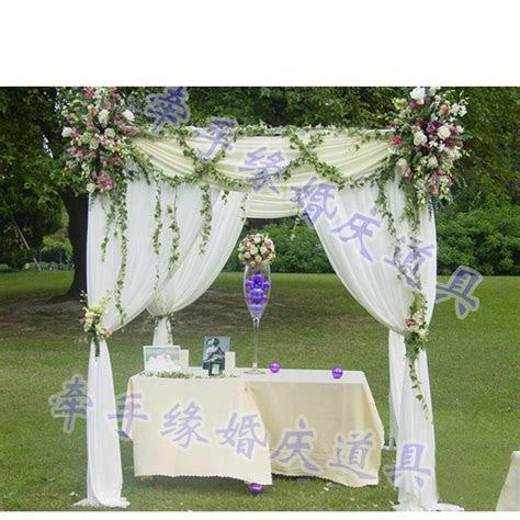 wedding tent Roman Ceremony pavilion vintage rustic