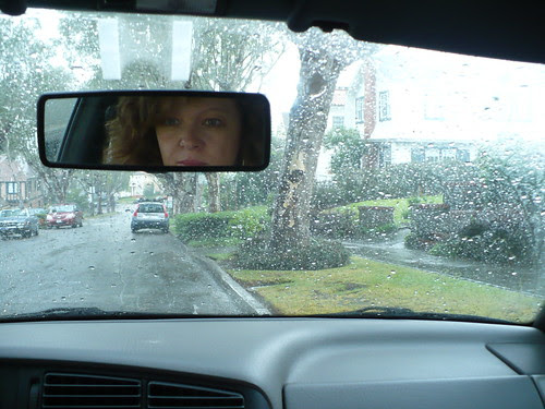 Why Is That Woman Always In My Rearview? (23/365)