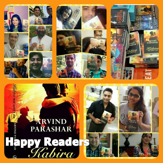 "Arvind Parashar on Twitter: ""Thank you so much, my wonderful readers. """