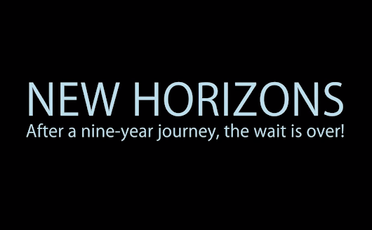 NASA New Horizons on Twitter