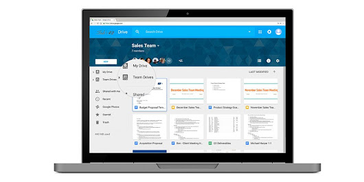 Introducing new, enterprise-ready tools for Google Drive