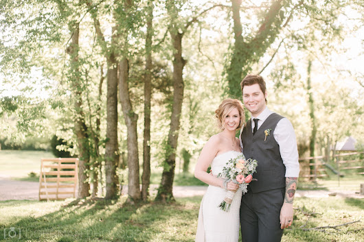 Green Door Gourmet Wedding: Taylor + Daniel