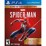 Marvel's Spider-Man: Game of The Year Edition for Pl