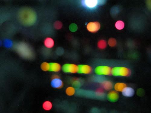 NYC Love lights 2
