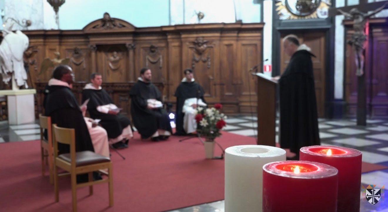 Vivre le mystère des jours Saints avec les Dominicains de Liège