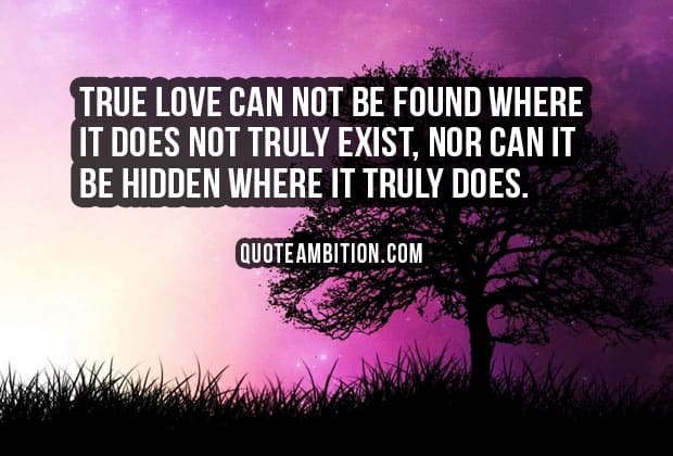 75 True Love Doesnt Exist Quotes Mesgulsinyali