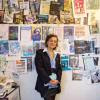 """Françoise Mouly, art editor, The New Yorker Magazine on her first magazine """"Raw"""""""