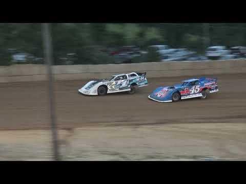 Jackson County Speedway | 7/9/21 | Steel Block Late Models | Heat 2