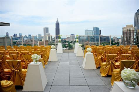 Ventanas Rooftop Venue   Wedding Venue in Atlanta, GA
