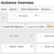 New Visitor Segments in Google Analytics - Andrea Tuttle