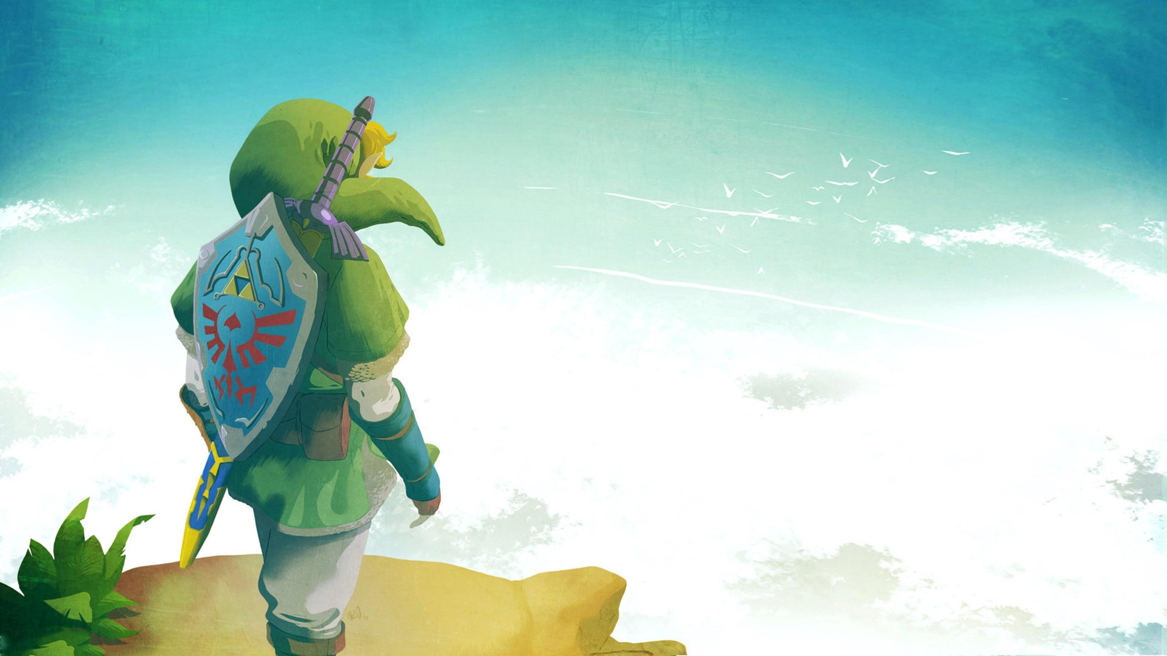 4k Zelda Wallpaper 64 Images