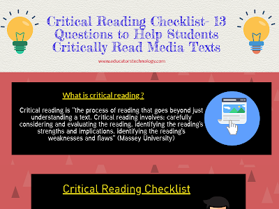 13 Questions to Help Students Develop Critical Reading Skills