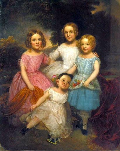 Adrian Baucker Holmes Children