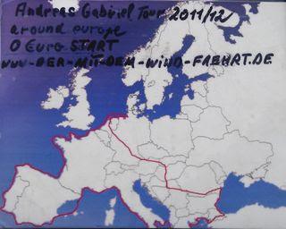 Gabriel mapa