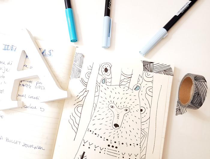 Materiales Bullet Journal