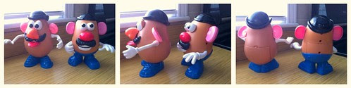 Mr Potato Head Comparison
