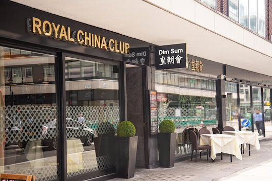 Royal China Club Restaurant HVAC London | Synecore & Fileturn | Air Conditioning