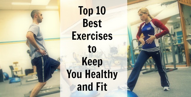 Additional Reading: 10 best exercises to keep you fit and healthy